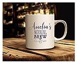 Amelia's Morning Brew Mug   Custom Coffee Mug - Best Reviews Guide