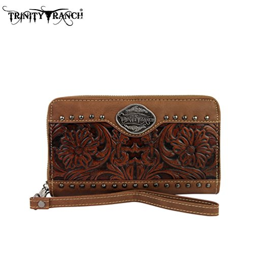 tr15-w003-montana-west-trinity-ranch-tooled-design-wallet-brown