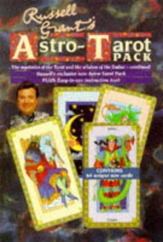 Russell Grants Astro Tarot Pack: Amazon.es: Grant, R: Libros en idiomas extranjeros