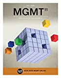 img - for MGMT (with MindTap Printed Access Card) (MindTap Course List) book / textbook / text book