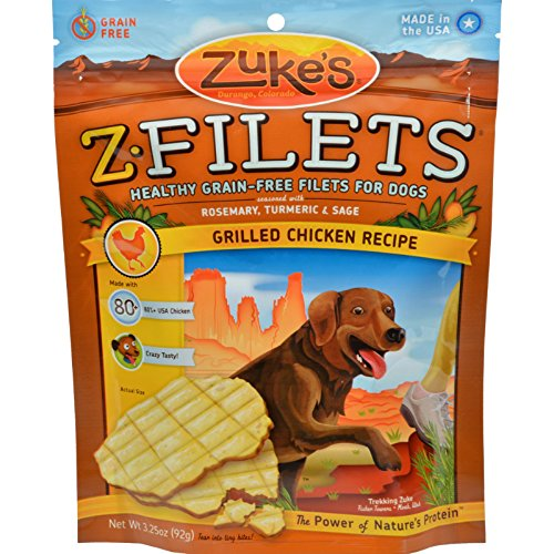 Zukes Filets Strength Vitality Performance product image