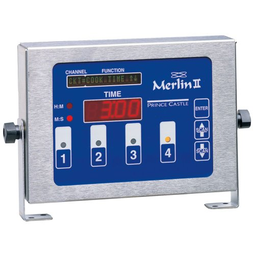 (Prince Castle 840-T4 4-Channel Multi-Function Digital Timer)