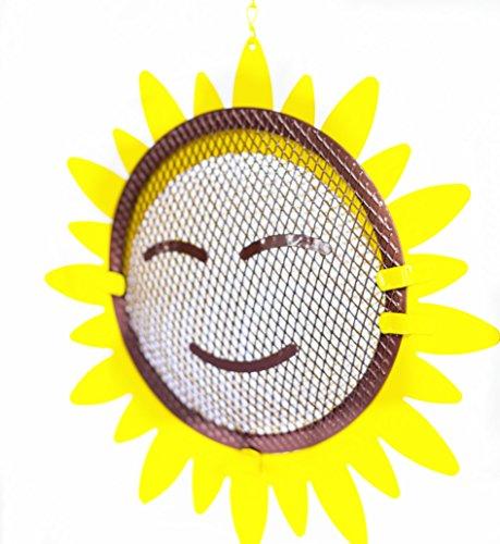 Benba brand Sunflower Suet Bird Feeder Absolute Squirrel Proof Feeder