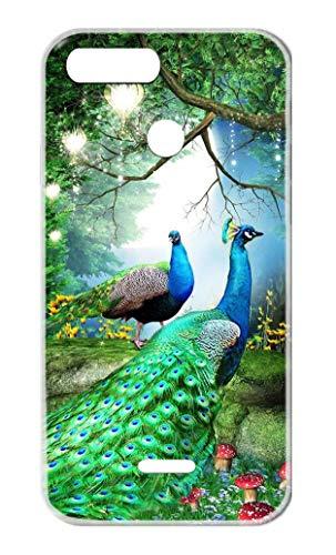 OYESTUFF Back Cover for Mi Redmi 6  Silicone Multi Coloured
