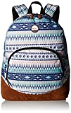 Roxy Women's Fairness Printed Backpack, Marshmallow Ikat