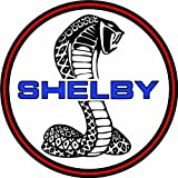 "GT Shelby Decal 5"" Free Shipping in the United States"