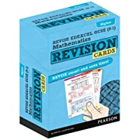 REVISE Edexcel GCSE (9-1) Mathematics Higher Revision Cards: includes FREE online Revision Guide (REVISE Edexcel GCSE Maths 2015)