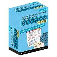 REVISE Edexcel GCSE (9-1) Mathematics Higher Revision Cards: includes FREE online Revision Guide (REVISE Edexcel GCSE Maths 2015)