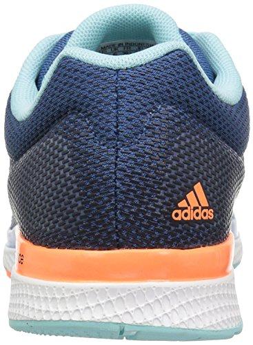Adidas Performance Kvinders Mana Bounce 2 W Aramis Løbesko Klar Aqua / Glød Orange / Hvid yIrESdS