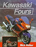 Kawasaki Fours, Walker, Mick, 1861261527
