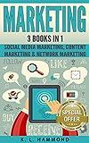 Marketing: Social Media Marketing, Content Marketing & Network Marketing