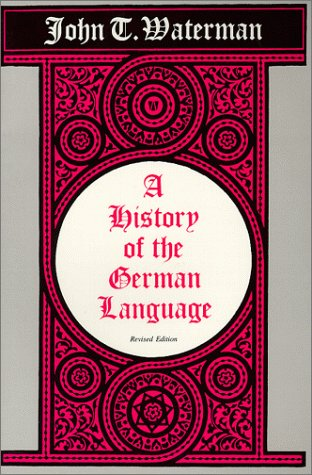 History of the German Language