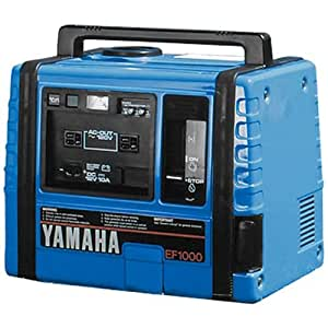 Yamaha gas powered generator by jugs for Yamaha generator ef1000is