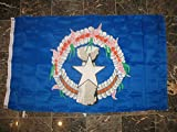 3X5 Northern Mariana Islands Nylon / Poly Blend Flag 3 X5  Marianas