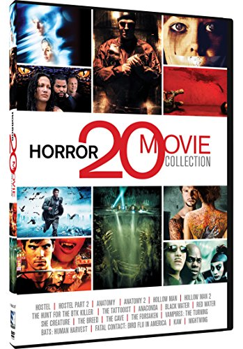 - Horror 20 Movie Collection