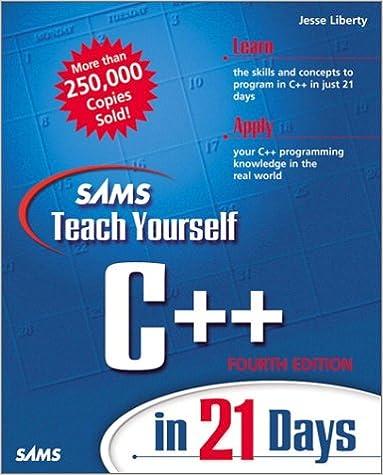 Amazon Com Sams Teach Yourself C In 21 Days 4th Edition Sams