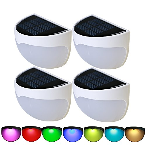 Rgb Colour Changing Led Deck Lights in Florida - 9