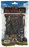 Loving Pets Pure Buffalo Meat Jerky Strips Dog Chews, 3.5 Ounce, 24 Pack