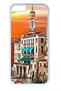 Colorful Venice Corner Polycarbonate Hard Case Cover for iphone 6 4.7 inch WhiteKimberly Kurzendoerfer