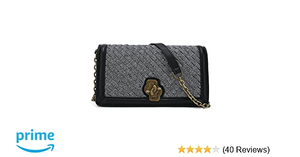 3f5846f177 Amazon.com  Messenger Bag Leather Crossbody Top Handle Purse for Women   Shoes