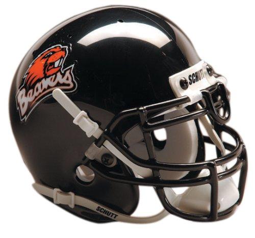 Beavers Oregon State Helmet Mini (NCAA Oregon State Collectible Mini Football Helmet)