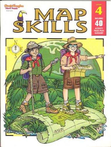 Download Map Skills Gr 4 (Map Skills-Sch Supply) pdf epub