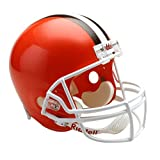 Riddell Cleveland Browns Deluxe Replica Football Helmet