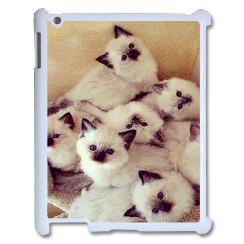Generic Brady Cute cat Iphone Case . Phone Case For IPad 2,3,4 [Pattern-6]]()