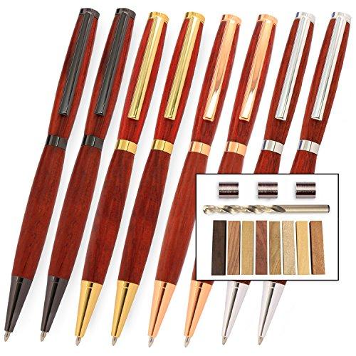 pen kits for wood lathe - 9