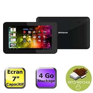 "Polaroid TT1303 MID0714PCE01133 - Tablet de 7"" (4 GB), color negro"