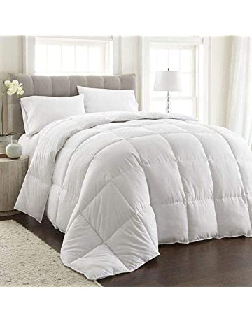 0755ec84899d Comforter King Size 100% Egyptian Cotton Quilt Comforter Bed Luxury (King  Size, 265