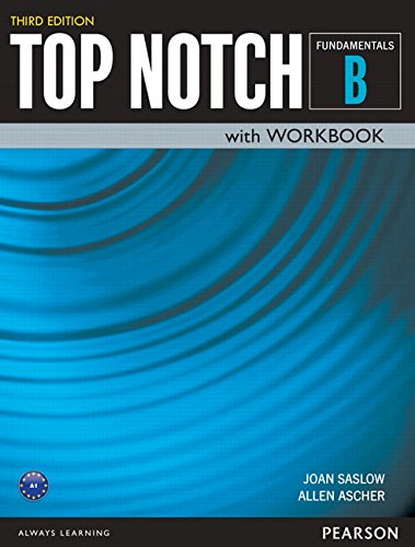 Top Notch Fundamentals - Student Book Split B (+ Workbook)