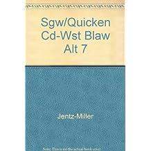 Sgw/Quicken Cd-Wst Blaw Alt 7