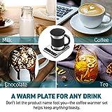 Cosori Coffee Mug Warmer & Mug Set Premium 24Watt