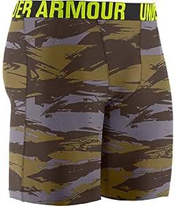 Under Armour UA Proraid Compression Shorts, Boulder / Tent, XXX-Large
