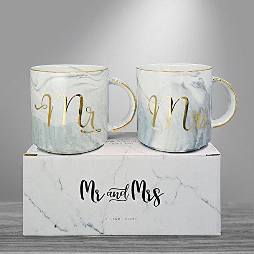 Mr & Mrs Unique mug for Couple