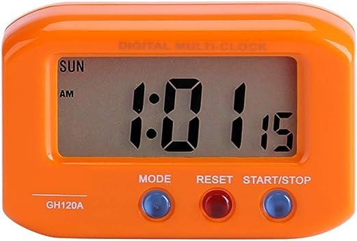 Boquite Despertador, Despertador de Escritorio, Pantalla LCD ...