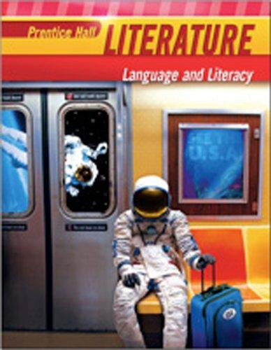 PRENTICE HALL LITERATURE 2010 READERS NOTEBOOK ADAPTED GRADE 8