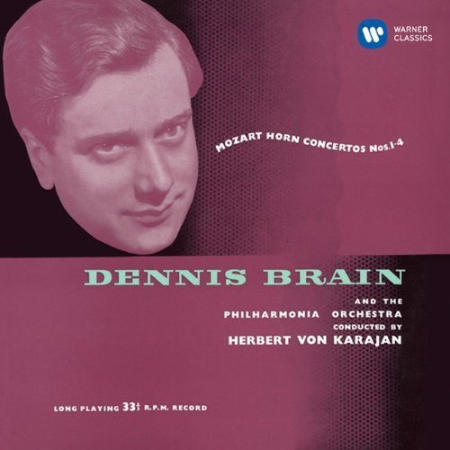 CD : Dennis Brain - Mozart: 4 Horn Concertos (Japan - Import)