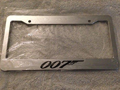 007 license plate frame - 8