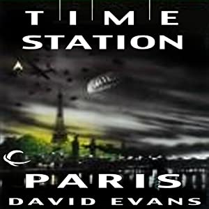 Time Station Paris Audiobook