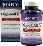 MRM Digest-All IC -- 60 Vegetarian Tablets - 2pc