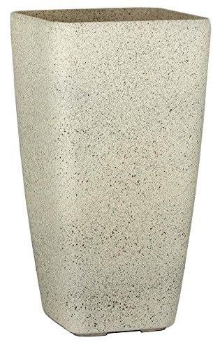 Happy Planter,  Natural Stone, Plastic Resin Fiberglass, Size - 15.7