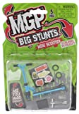 MADD MGP Big Stunts Mini Finger Scooter - Finger Whip Toy - BLUE
