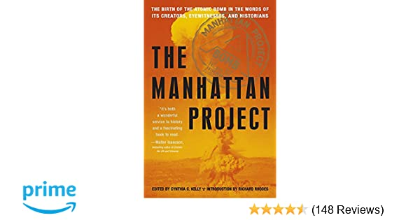 manhattan project short summary
