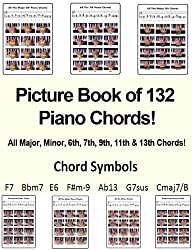 Picture Book Of 132 Piano Chords! (Success In Music 7) (English Edition)