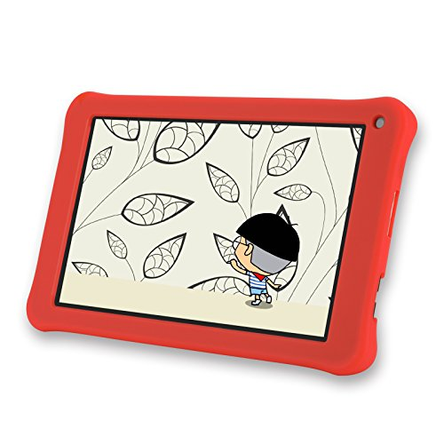 AOSON M753-S1 7 Inch kids Tablet PC, Android 7.1 Nougat Quad-core Processor, IPS HD Touch Screen, 1GB RAM 16GB Storage, Kids APPS Iwawa Kidoz Dual Camera Bluetooth Wi-Fi Supported, GMS Certificated by Aoson (Image #7)