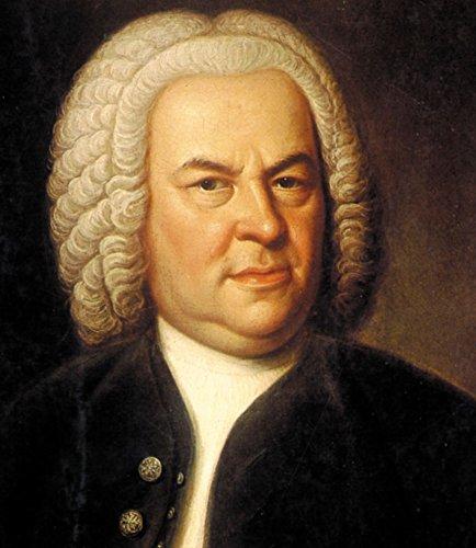 Posterazzi J.S. Bach Poster Print by Elias Gottlob Haussman (8 x 10)