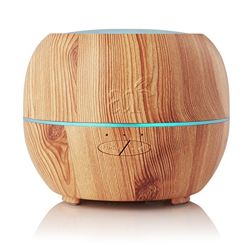 Large Product Image of ArtNaturals Aromatherapy Essential Oil Diffuser – (150 ml Tank) – Ultrasonic Aroma Humidifier - Adjustable Mist Mode, Auto Shut-Off and 7 Color LED Lights – For Home, Office, Bedroom and Baby