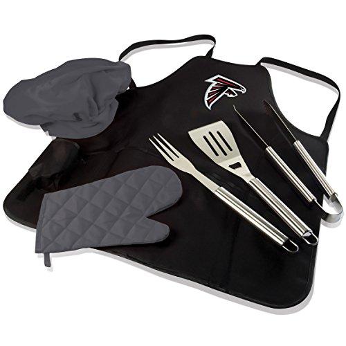 NFL BBQ Apron Tote Pro, Atlanta Falcons (Picnic Apron)